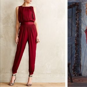 Anthropologie NWT jumpsuit